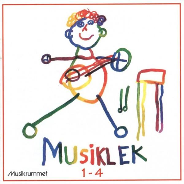 Musiklek 1-4 – CD